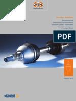 Catalogue Driveline Solutions LOEBRO