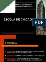 Arquitetura do Século. XX - Escola de Chicago
