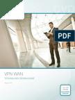 Cisco VPN WAN Technology Design Guide