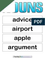 Nouns List