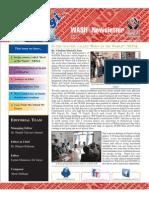 WASH Newsletter Apr-June 2013