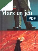 [Jacques Derrida] Marx en Jeu(BookFi.org)