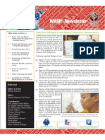 WASH Newsletter Jan-Apr 2013