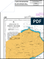 Chart 367 a Approaches to Porto Grande