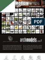 ArchModels Volumes 1-60