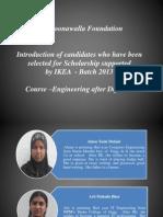 Presentation - IKEA Nov 2013 - Engineering After Diploma