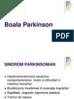 7. Boala Parkinson