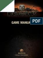 World of Tanks Game Manual En