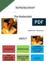 Butterstick Alisha