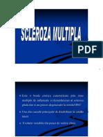 scleroza multipla
