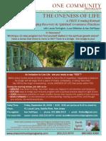 Ocp-recovery Intro Seminar Sept 25