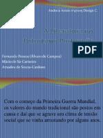 A Literatura no Futurismo Português - Cópia - Cópia