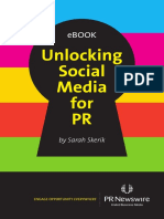 Unlocking Social Media for PR