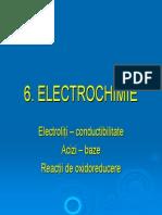 Electrochimie