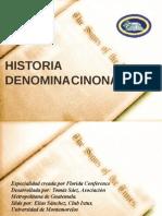 historiadenominacional-111216162033-phpapp01