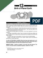 Re-Birth of Plant Earth 19 - 25 Jun 2004