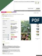Www Pfaf Org User Plant Aspx LatinName Cynara Scolymus