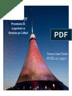Khan Shatyr-prezentare structuri cu acoperis pe cabluri