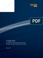 Energy 2030 - Horizon Power