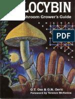 Oss Oeric Psilocybin Magic Mushroom Growers Guide