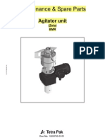 Agitator Unit