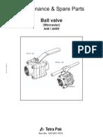 Ball Valve A44