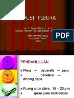 Dr.slamet Efusi,Pnemothorax & Tindakan