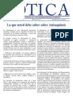 Revista Botica número 5