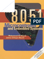 (PDF)the 8051 Microcontroller and Embedded Systems