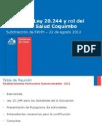 Presentacion-colegios Particulares Subvencionados (1)