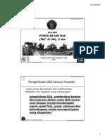 Kuliah Pengelolaan Das (Das Terpadu)