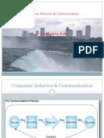 Consumer Behavior & Commuication