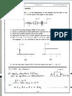 6-Exams Solution First Major Exam 041 Version 2