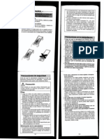 Manual Calculadora Casio Fx-82tl