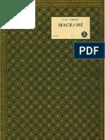 Nic Macrame