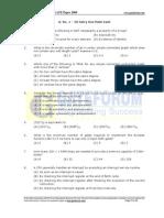 Cs Gate Paper 2009