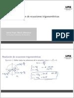 Precalc Lecture Slides S4 S4 7 EcuacionesTrigo W 2H