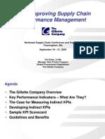 kpi-improvingsupplychainmanagementmpany-111110025341-phpapp02