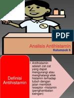 PPT ANTIHISTAMIN