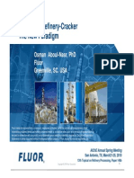 4 Integrated Refinery-Cracker the New Paradigm -- Fluor