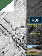 Chester Amphitheatre Conservation Plan Sept 2001 Vol II