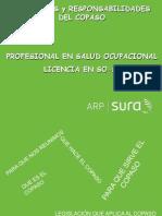 Funciones y Responsabilidades Del Copaso