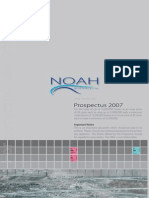 Noah Resources Prospectus