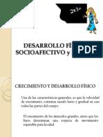Desarrollo Fisico Afectivo Escolar 2010