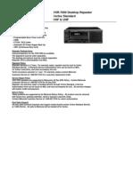 VXR7000 Config Info