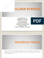 Ppt Steroid