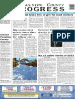 Paulding County Progress January 15, 2014