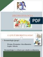 1.1 Introdução a Bromatologia