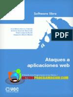 Ataques a Aplicaciones Web
