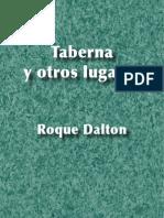 Taberna y otros lugares - Roque Dalton